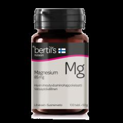 bertils Magnesium 100 tabl
