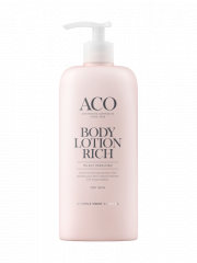 ACO BODY LOTION RICH P HAJUSTETTU 400 ml