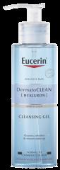 Eucerin DermatoCLEAN Ref.Cleans.Gel 200 ml