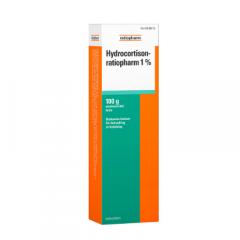 HYDROCORTISON-RATIOPHARM 1 % emuls voide 100 g